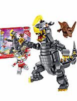 Недорогие -Конструкторы 475 pcs совместимый Legoing трансформируемый Все Игрушки Подарок