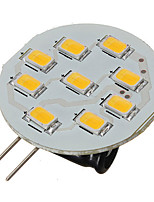 Недорогие -1 шт. G4 3 Вт из светодиодов 9 smd 5630 автомобиль теплый белый свет лампы постоянного тока 12 В