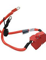 Недорогие -положительный заряд аккумуляторной батареи, защитный провод, плюс полюсная защита от перегрузки для bmw f30 f36 f32 328i
