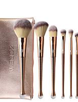 Недорогие -профессиональный Кисти для макияжа 8шт Мягкость Новый дизайн обожаемый Cool удобный Пластик за Косметическая кисточка