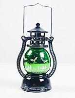 Недорогие -Праздничные украшения Новый год Декоративные объекты Оригинальные Зеленый 1шт