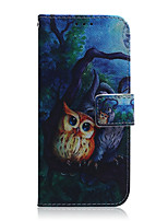 cheap -Case For Samsung Galaxy Samsung Note 10 Galaxy A20 A30 A40 A50 A70 A2 Core A10E A20E M40 A60 A80 A90 Core Card Holder Flip Pattern Full Body Cases Animal PU Leather
