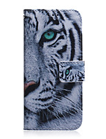 cheap -Case For Samsung Galaxy Galaxy A70S A51 Note 10 Plus Galaxy A10S A30S A50S M30S M21 A90 5G A20S Card Holder  Flip  Pattern Full Body Cases Animal PU Leather