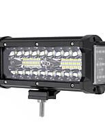 Недорогие -1 шт. 6.5 дюймов 112 Вт светодиодный рабочий свет бар боковой шутер прожектор комбо луч для джипа offroad atv suvt