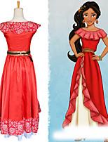 Недорогие -Вдохновлен Косплей Принцесса Аниме Косплэй костюмы Японский Платья Юбки Назначение Жен.