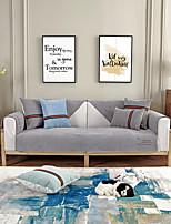 Недорогие -Диван Подушка Современный стиль Рельефные Шелковая ткань Чехол с функцией перевода в режим сна