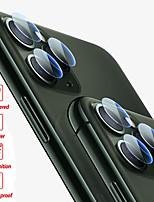 Недорогие -защитная пленка для задней камеры объектива из закаленного стекла для iphone 11/11 pro / 11 pro max / xs max / xr / xs / x / 8plus / 8 / 7plus / 7 / 6plus / 6