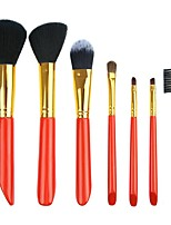 Недорогие -профессиональный Кисти для макияжа 7pcs Sexy Lady обожаемый удобный Деревянные / бамбуковые за Косметическая кисточка
