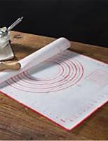 Недорогие -силиконовые инструменты измерительный инструмент макаронные инструменты инструменты антипригарным творческий кухонный гаджет кухонная утварь инструменты повседневного использования кухня выпекать 1шт