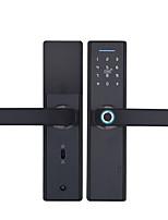 Недорогие -Factory OEM S520 сплав цинка Замок / Блокировка отпечатков пальцев / Интеллектуальный замок Умная домашняя безопасность Android система RFID / Отпирание отпечатка пальца / Разблокировка пароля