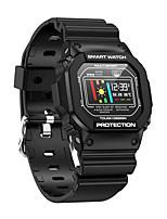 Недорогие -Для пары Смарт Часы Цифровой Стильные Черный / Белый 30 m Пульсомер Bluetooth Smart Цифровой Мода - Черный Белый Один год Срок службы батареи
