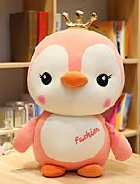 Недорогие -Пингвин Мягкие и плюшевые игрушки Товары для офиса обожаемый утонченный 70% акрил / 30% хлопок Полиэстер / хлопок Фланель Все Игрушки Подарок 1 pcs