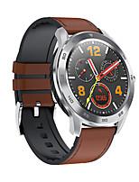 Недорогие -Dt98 полный круг сенсорный Bluetooth Talk часы IP68 водонепроницаемый ЭКГ мониторинга информации толчок браслет