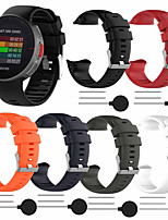cheap -Watch Band for POLAR VANTAGE V Polar / Fitbit Sport Band TPE Wrist Strap