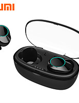 Недорогие -Kumi T5S TWS True Wireless Наушники ipx7 водонепроницаемый Bluetooth 5.0 Smart Touch Управление наушниками Спорт Фитнес Наушники