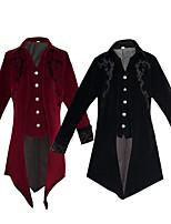 Недорогие -Вдохновлен Косплей Доктор чумы Аниме Косплэй костюмы Японский Косплей вершины / дна Назначение Муж.