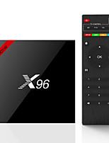 Недорогие -X96W Smart TV Box Android 7.1 2 ГБ 16 ГБ Amlogic S905W четырехъядерный процессор H.265 4 К 2,4 ГГц Wi-Fi медиаплеер 1 ГБ 8 ГБ новый x96 мини