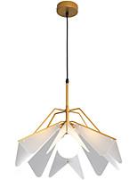 Недорогие -HEDUO Люстры и лампы Потолочный светильник Окрашенные отделки Металл 110-120Вольт / 220-240Вольт