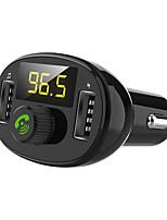 Недорогие -автомобильное быстрое зарядное устройство mp3-плеер автомобильный Bluetooth-гарнитура громкой связи автомобильный плагин fm-машина машина mp3