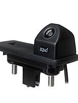 Недорогие -ziqiao ccd hd ночного видения водонепроницаемая камера вспомогательная автомобильная стоянка заднего хода камера заднего вида для skoda octavia fabia / для audi a1