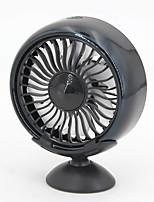 Недорогие -12v электрический вентилятор автомобиля вращающийся на 360 градусов автомобиль с автоматическим охлаждением циркуляционный вентилятор