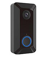 Недорогие -Factory OEM V6 WIFI Нет экрана (выход на APP) Телефон Один к одному видео домофона