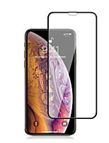 Недорогие -защитная пленка для iphone 11 11pro promax x xs xr xsmax 6 7 8 Защитная пленка для экрана высокой четкости (hd) 1 шт. закаленное стекло