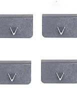 Недорогие -4шт в канале дефлекторы ветра / дождя монтажные зажимы замены для heko g3 clip x4 штуки в упаковке 4шт