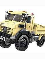 Недорогие -Конструкторы 490 pcs совместимый Legoing Очаровательный Все Игрушки Подарок