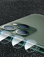 Недорогие -Защитная пленка для Apple iPhone 11/11 Pro / 11 Pro Max закаленное стекло 1 шт. Защитная пленка для объектива камеры высокого разрешения (HD) / 9h твердость / взрывозащищенный