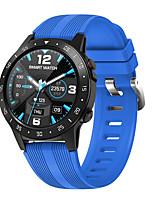 Недорогие -M5 Smart Watch BT Поддержка фитнес-трекер уведомить / монитор сердечного ритма Спорт SmartWatch совместимые телефоны Iphone / Samsung / Android