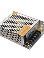 Недорогие -AC 110 В / 240 В для постоянного тока 12 В 5а 60 Вт импульсный источник питания трансформатор smps для светодиодной полосы света