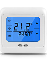 Недорогие -RZ® LYK-109 Мини / Портативные Термометр термостата LCD Internal sensor setting range: 5 - 35°C (programmable) - Internal sensor measurement range: 0 - 40°C - External sensor measurement range: 0