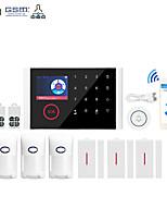 Недорогие -cs108 -wifi + gsm многоязыковой язык беспроводной gsm охранная сигнализация wifi gome сигнализация хозяин беспроводная система дверной звонок другие / системы домашней сигнализации / сигнализация host