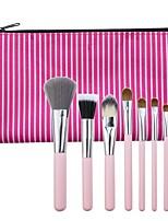 Недорогие -профессиональный Кисти для макияжа 8шт Мягкость Sexy Lady удобный Деревянные / бамбуковые за Косметическая кисточка