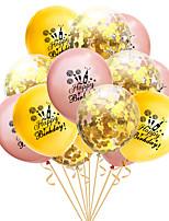 Недорогие -Воздушный шар эмульсионный 20 День рождения
