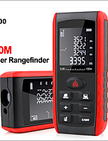 Недорогие -лазерный дальномер e100 лазерный дальномер измерительный прибор цифровой ручной инструмент модуль дальномер 100 м