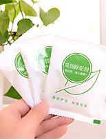 Недорогие -чистящие средства для кухни специальный материал сливной очиститель прозрачный корпус многофункциональный 5шт