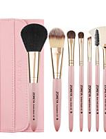 Недорогие -профессиональный Кисти для макияжа 8шт Мягкость Новый дизайн обожаемый удобный Деревянные / бамбуковые за Косметическая кисточка