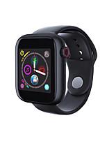 Недорогие -Litbest Z6 Smart Watch BT Поддержка фитнес-трекер уведомить / монитор сердечного ритма Спорт SmartWatch совместимые телефоны Iphone / Samsung / Android