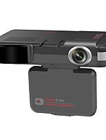 Недорогие -два в одном электронный регистратор вождения собаки автомобиля радар мобильное устройство предупреждения о скорости англо-русский двойной голосовой вещатель