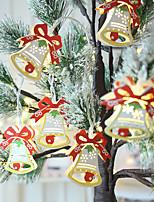 Недорогие -свет рождества строка покрашенная утюг рождество снеговик старая светлая строка 1.5m10led творческий декоративный свет батареи