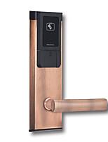 Недорогие -Factory OEM PRND-RF105 Нержавеющая сталь Блокировка карты Умная домашняя безопасность Android система RFID Гостиница Деревянная дверь (Режим разблокировки Сумки для карточек)