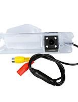 Недорогие -Ziqiao CCD HD ночного видения 4 привело специальный автомобиль заднего вида заднего хода камера для Nissan Марш Рено Сандер W