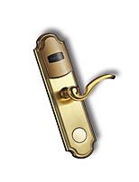 Недорогие -Factory OEM PRND-RF109 Нержавеющая сталь Блокировка карты Умная домашняя безопасность Android система RFID Гостиница Деревянная дверь (Режим разблокировки Сумки для карточек)