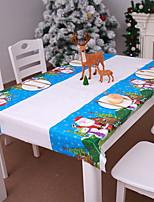 Недорогие -Рождественские украшения Новогодняя тематика PVC Прямоугольный Оригинальные Рождественские украшения