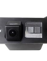 Недорогие -ziqiao ccd hd ночного видения водонепроницаемая камера вспомогательная автомобильная парковка заднего хода камера заднего вида для современных h1