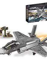 Недорогие -Конструкторы 646 pcs совместимый Legoing Очаровательный Все Игрушки Подарок