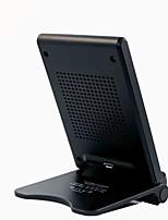 Недорогие -вертикальное беспроводное зарядное устройство ofice desktop складная двойная катушка беспроводное зарядное устройство быстрая зарядка