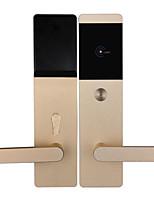 Недорогие -Factory OEM L2201RF Нержавеющая сталь Интеллектуальный замок / Блокировка карты / Пароль Умная домашняя безопасность Android система RFID Дом / офис / Гостиница Деревянная дверь (Режим разблокировки